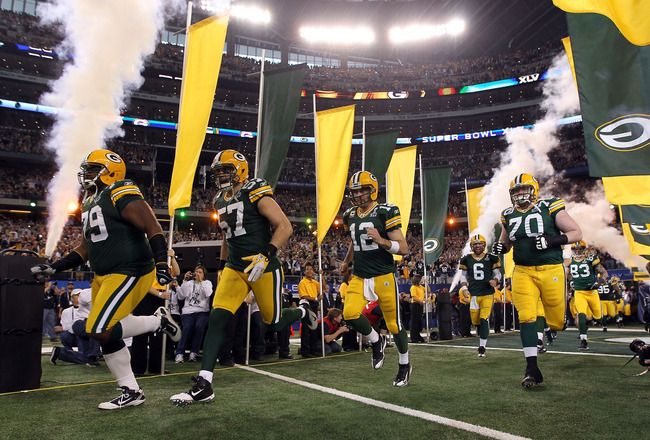 Green Bay Packers Team | Green Bay Packers: Ranking Every Player on the 2010 Roster