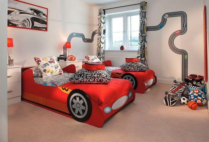 Quarto Infantil Carros: 14 ideias de decoração para meninos, meninas e bebês