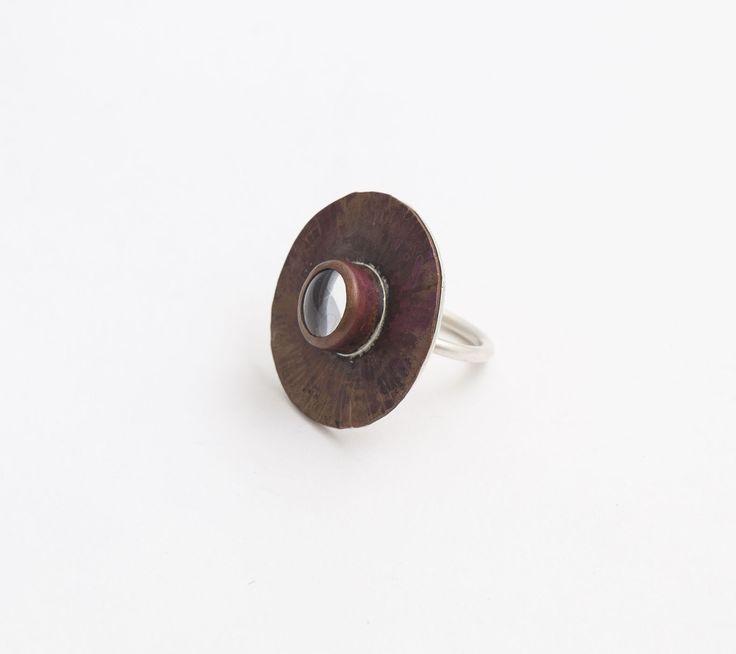 Eye Ring by Rosita Bailey-Rosse