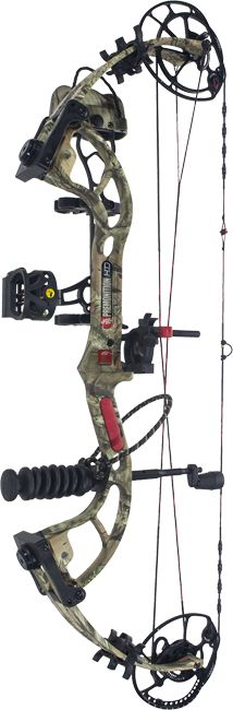pse premonition hd bow package