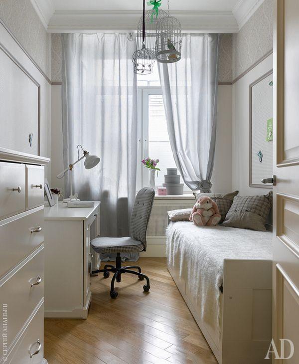 Интерьер квартиры в Москве в доме 1904 года: работа Натальи Гусевой | Admagazine | AD Magazine