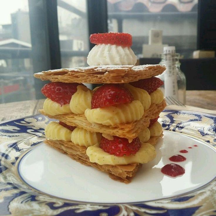 몽 카페 그레고리, 서울시 마포구 합정동에 위치한 핫한 카페, 디저트 맛집의 맛깔나는 사진 355183