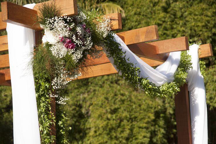 Casamento decorado pelos noivos   Babi + João - Berries and Love