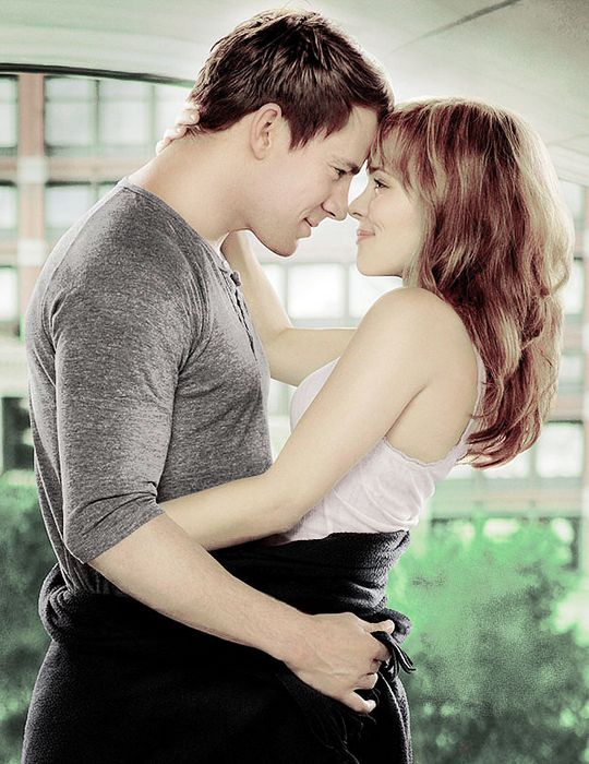 """selesta-pictures: """"  Paige (Rachel McAdams) and Leo (Channing Tatum) in The Vow…"""