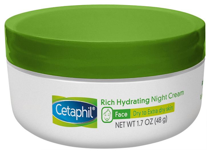 Cetaphil Store - Rich Hydrating Night Cream with Hyaluronic Acid (http://www.cetaphil.com/rich-hydrating-night-cream-with-hyaluronic-acid/)