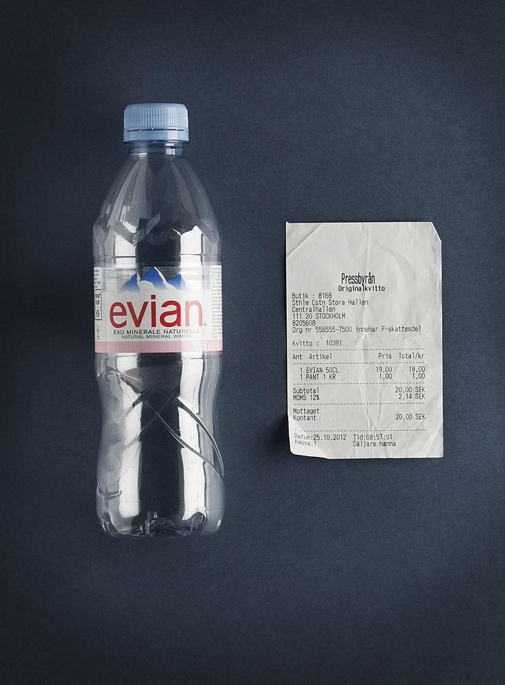 Returning to Evian - Diagram