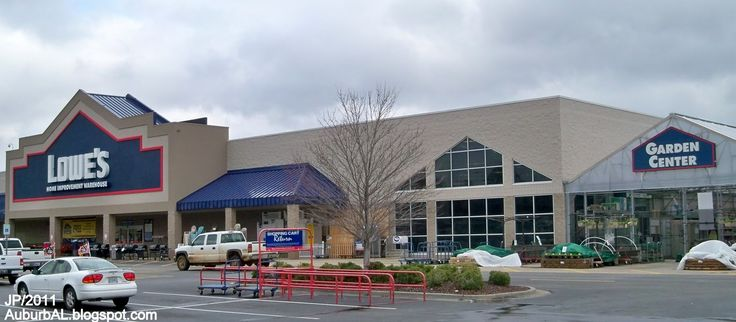 Lowe's Home Improvement Store - info on affording home repairs - topgovernmentgrants.com