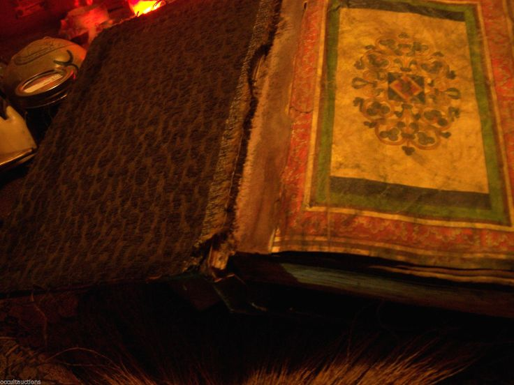 Real Spells From The Book Of Shadows Real Witch Owned Spell...