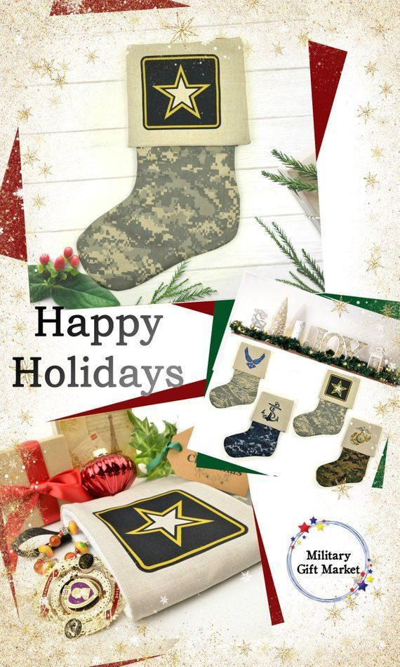 Army Christmas Gifts