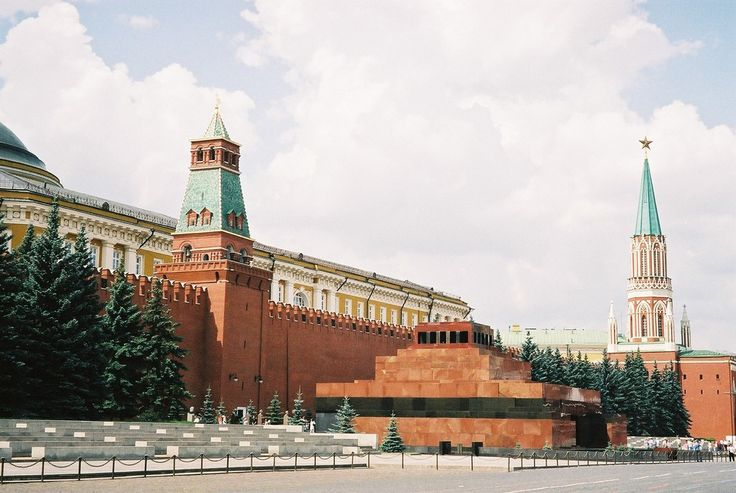 Moscow ©Kitty Terwolbeck