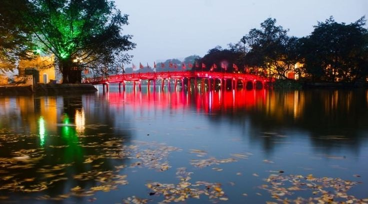 Top Vietnam Sightseeing Attractions -  Hanoi, Vietnam's capital is the frenetic heartbeat of the country and a location that befuddles travelers up to it charms them.Mountains.