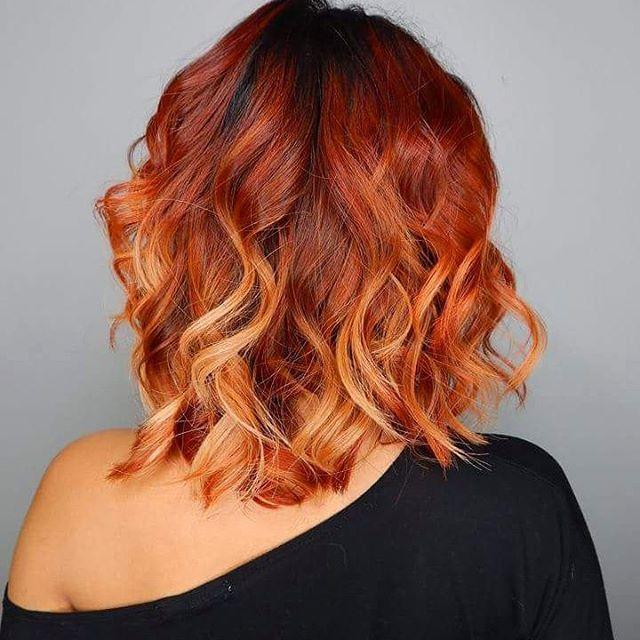 fire hair ideas