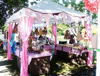 CoffeeBreakCorner: Studio ♥ - Craft Fair Booth