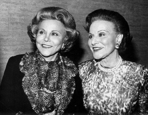 Besides being Independence Day, today is the birth anniversary of advice columnists Ann Landers and Dear Abby, better known as Esther and Pauline Friedman, born 4 July 1918. Which one did you read?