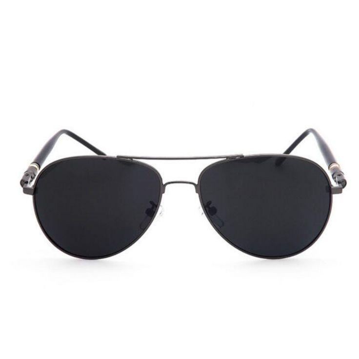 lunettes de soleil Lunettes de soleil Lunettes de soleil polarisées pour hommes Lunettes de soleil / Tide Driving Drivers Miroirs de conduite / Homme Individual Eyes Square Sunglasses ( Couleur : 6 ) RG9kF
