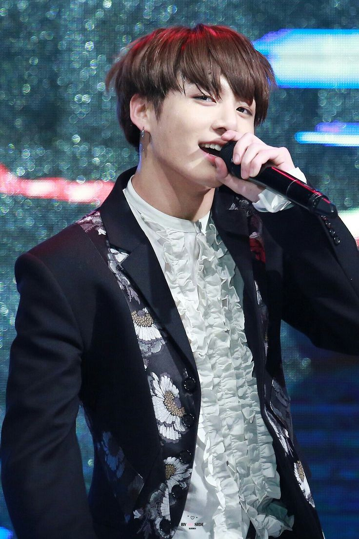 Jungkook❤ BTS at the Geumsan County One Heart Concert / Nonsan Youth Winter Concert (161222) #BTS #방탄소년단