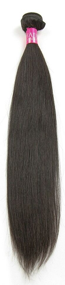 Brazilian Straight Hair Weave Bundles Natural Color Remy 100% Human Hair