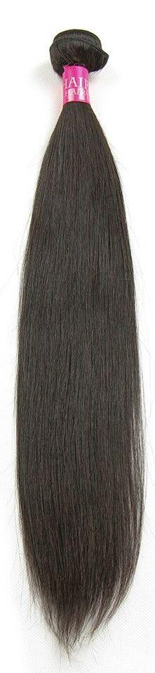 Brazilian Straight Hair Weave Bundles Natural Color Remy 100% Human Hair