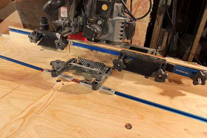 "Radial Arm Tool Tips & Modifications. (Example - Craftsman 10"" Radial Arm Saw)"