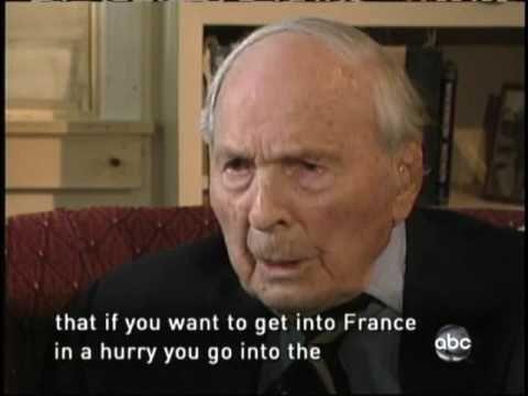 Frank Buckles:  AMERICA'S LAST WORLD WAR I VETERAN STILL FIGHTING (2009) - YouTube