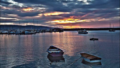 Apollo Bay Harbour, Great Ocean Road, Victoria, Australia.. wonderful place to visit