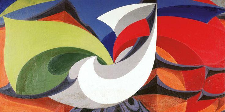Filippo Tommaso Marinetti Futurism