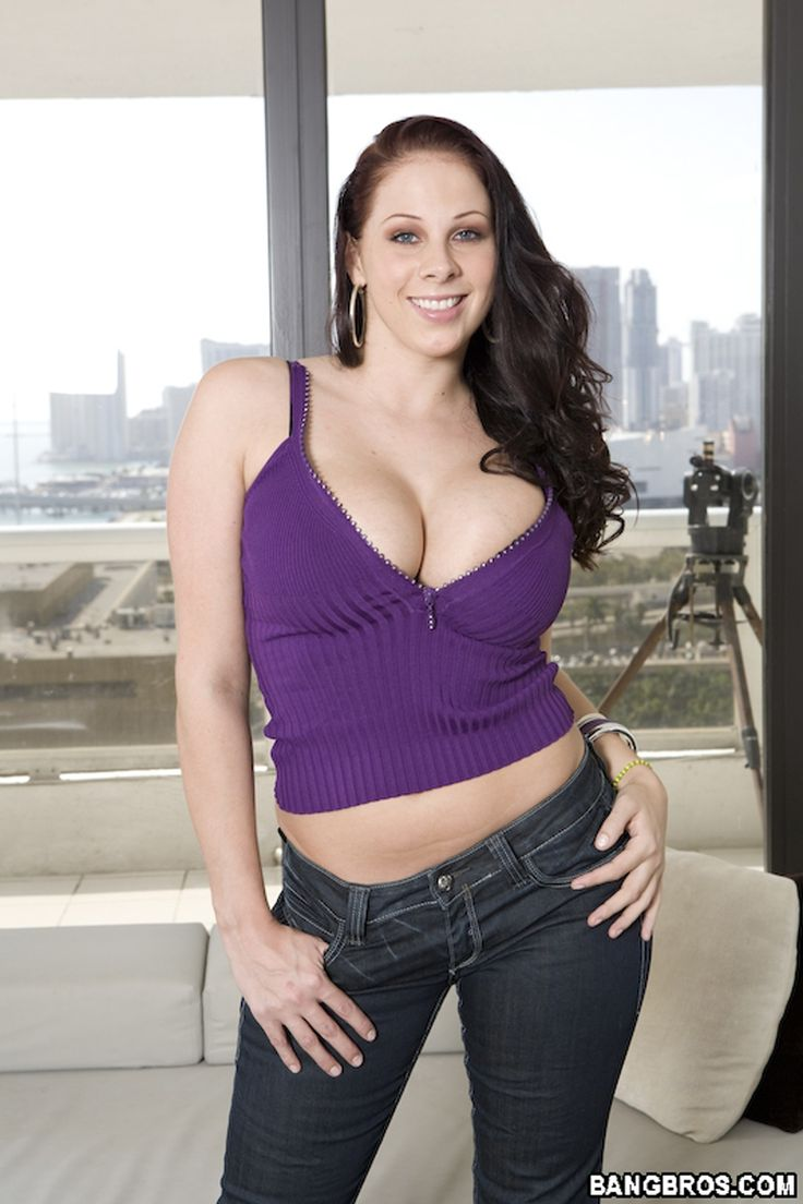 Bangbus gianna michaels quest for cock redhead!