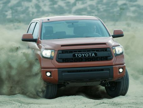 Awesome Toyota Tundra 2017: 2018 Toyota Tundra Trd Pro Specs and Price... Check more at http://24auto.tk/toyota/toyota-tundra-2017-2018-toyota-tundra-trd-pro-specs-and-price/