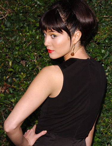 Mary Elizabeth Winstead at Spike Tv's Scream 2007.
