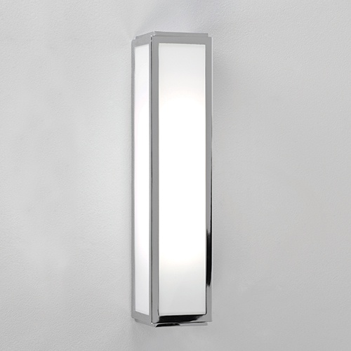 Astro Mashiko Modern Chrome Bathroom Wall Light