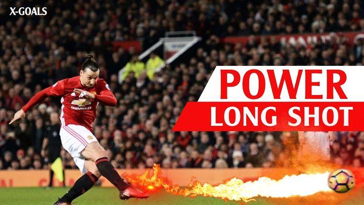 ⚽ TOP 100 LONG RANGE GOALS IN FOOTBALL ● BEST POWER LONG SHOT GOALS EVER