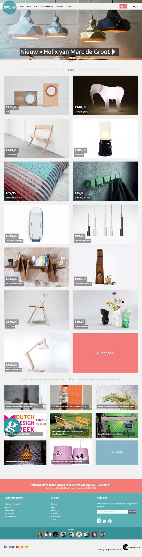Online Dutch design shoppen - Gimmii www.niceoneilike.com #ECommerce, #Shop, #html5, #jQuery, #Inspiration, #Design, #Website, #Christmas, Shopping, #Gifts