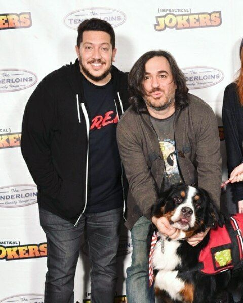 impractical jokers Sal and Q
