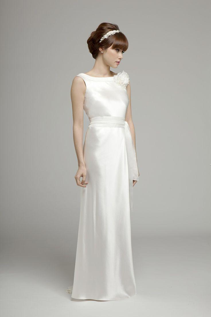 Melanie Potro Bridal Couture ~ Daisy wedding dress ~ 30s inspired