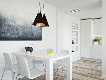 Jadalnia - zdjęcie od Houselab - Projektowanie Wnętrz
