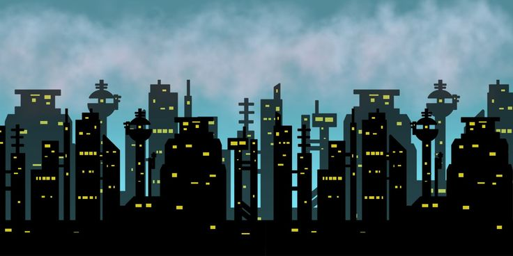 Images For > Comic City Background | SUPER! | Pinterest ...