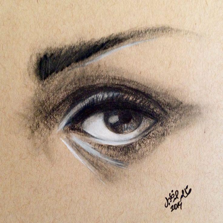 #Eye by Khalid al Dakheel