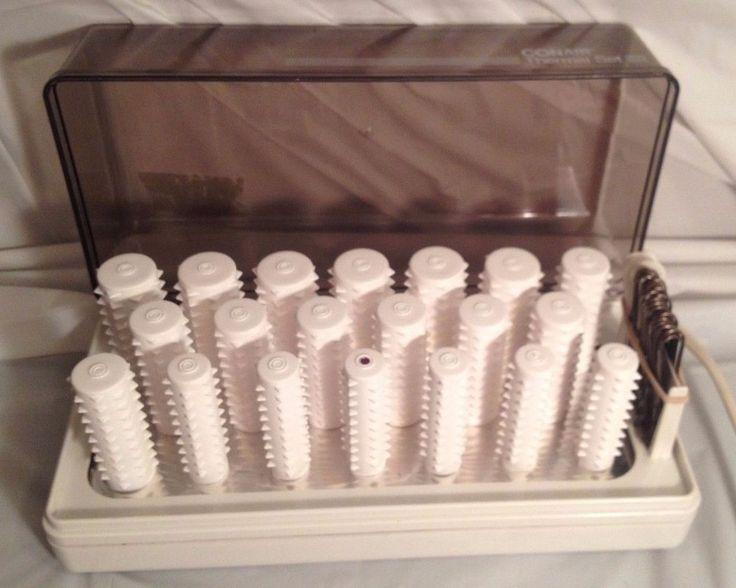 Ebay vintage hair rollers