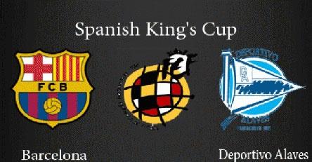مشاهدة مباراة برشلونة وديبورتيفو الافيس بث مباشر 28/11/2012