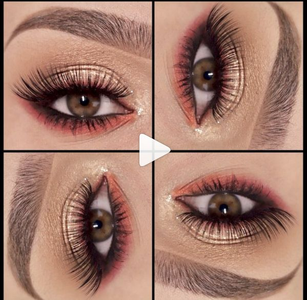 Easy Eye Makeup Tutorial 2019