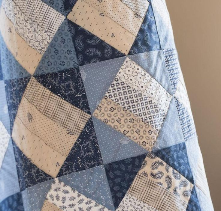 Look what the wind blew in! With the Craftsy-exclusive Tumbleweed Quilt Kit, you'll receive a pattern and Colonial Manor fabric to create this traditional quilt top filled with sophisticated neutrals.