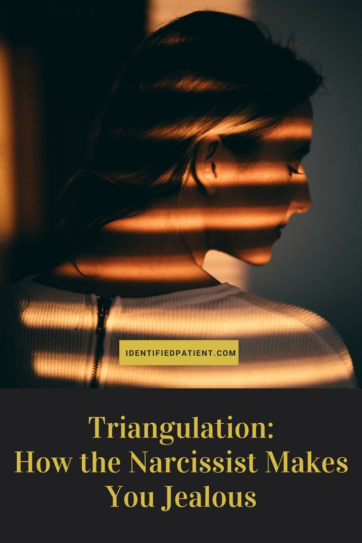Triangulation and Narcissistic Personality Disorder