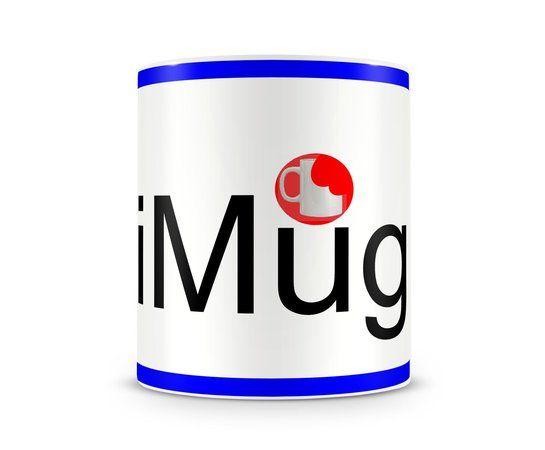 Caneca - Imug é produto que brinca um pouco com os produtos da Apple