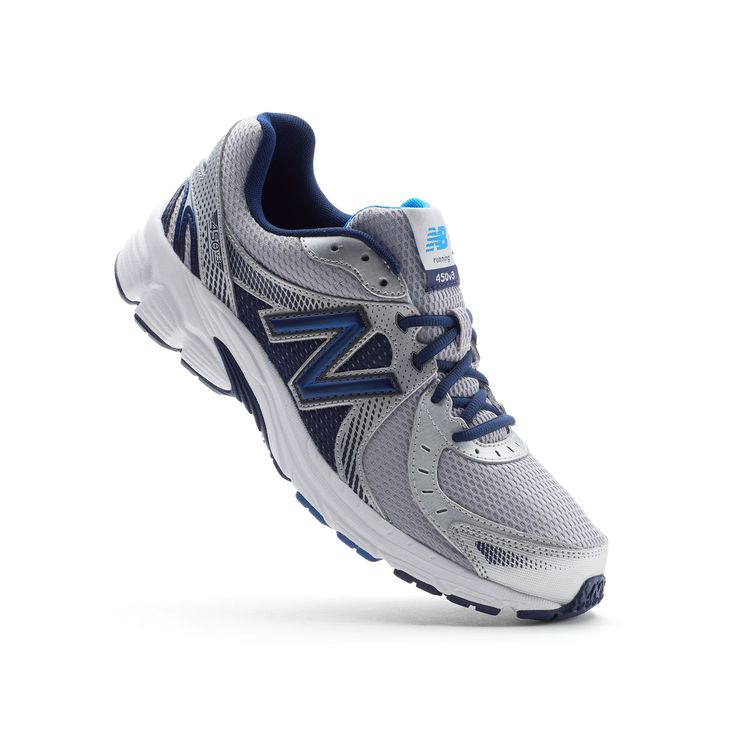 New Balance 450 Men's Running Shoes, Size: 10.5 Ew 4E, Grey