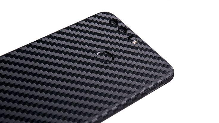 Folii Carbon material 3M Skin Huawei Honor 8