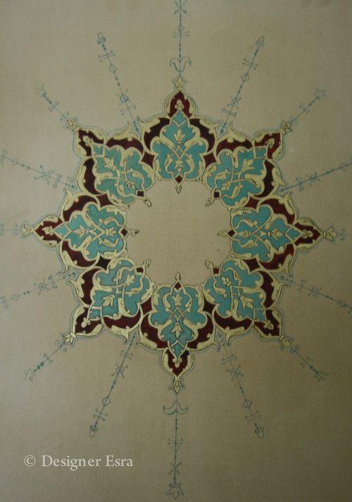 Persian Illumination, Islimi