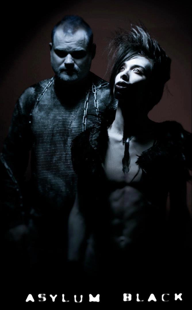Asylum Black promo pic.