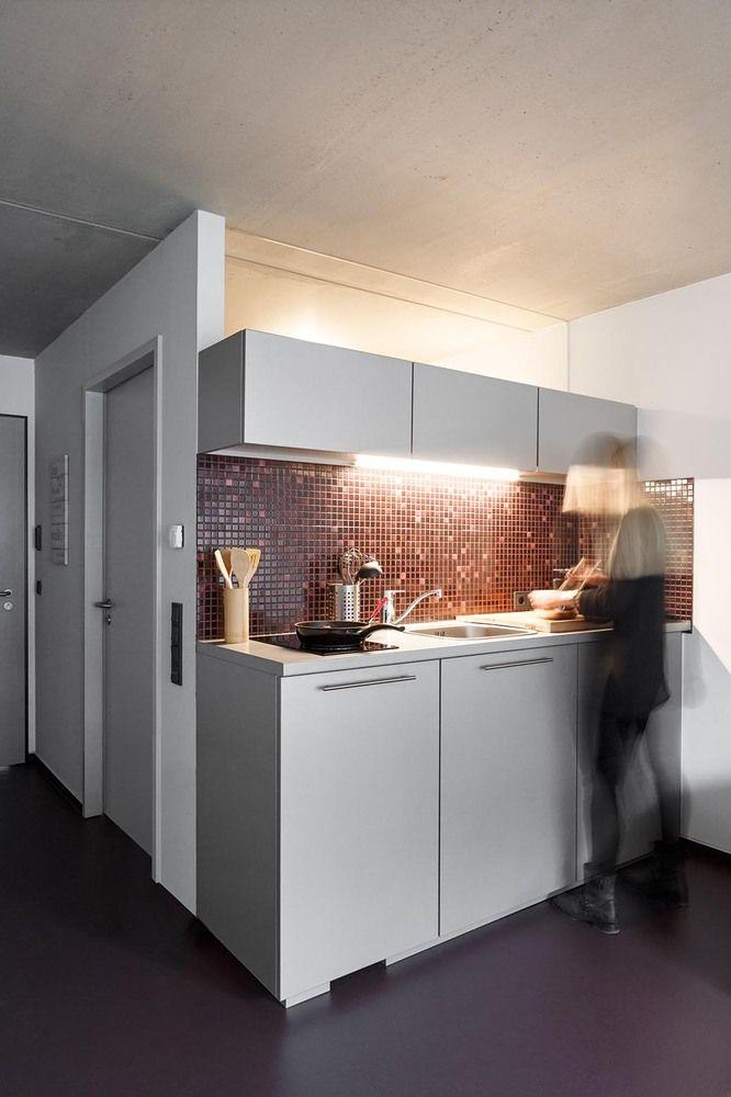 Gallery Of Student Residence In Kamp Lintfort / Bob Architecktur BDA   20
