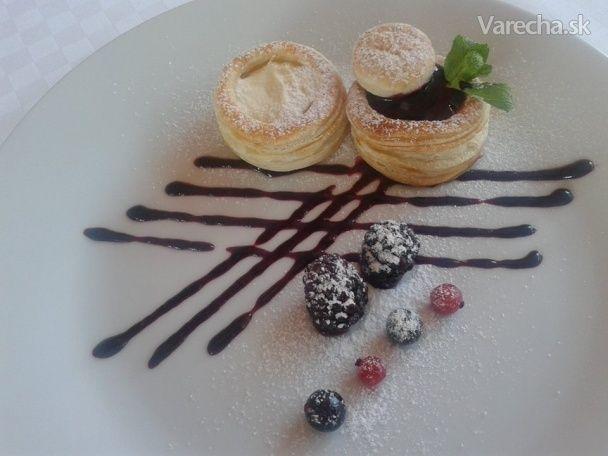 Tvarohové koláčiky - mini cheesecake - Recept