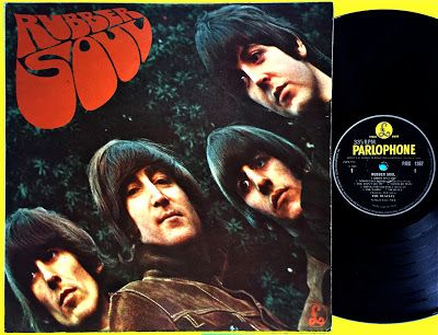 UN DIA EN LA VIDA DE LOS BEATLES: Rubber Soul el sexto álbum de los Beatles.